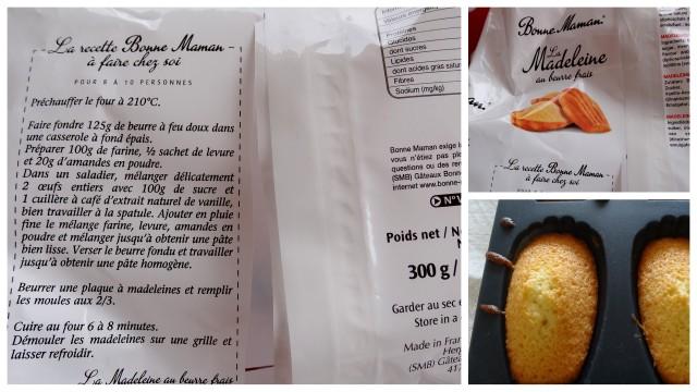 1-2013-09-26 Madeleines au beurre frais façon Bonne maman