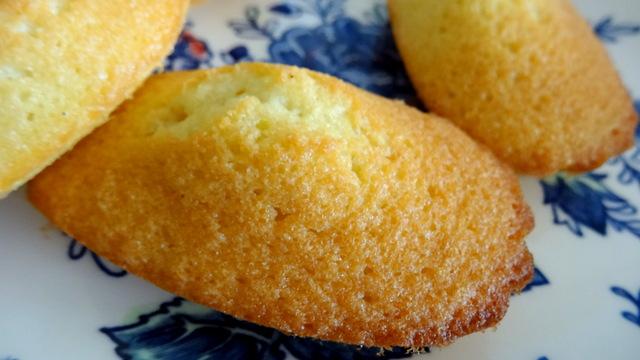 1-Madeleines au beurre frais façon Bonne maman 039