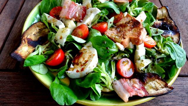 1-Salade tiéde 001