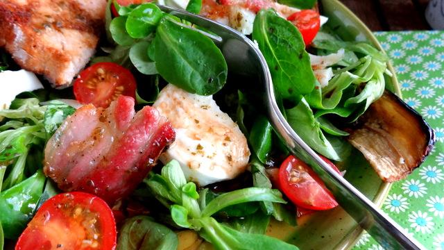 1-Salade tiéde 007