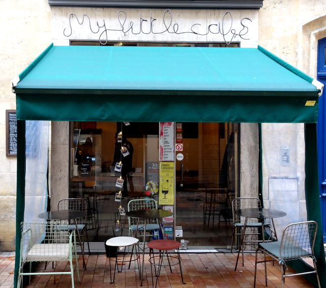 My Little Cafe Bordeaux