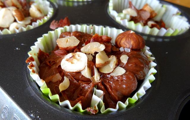 1-Muffins chocolat-noisette 005
