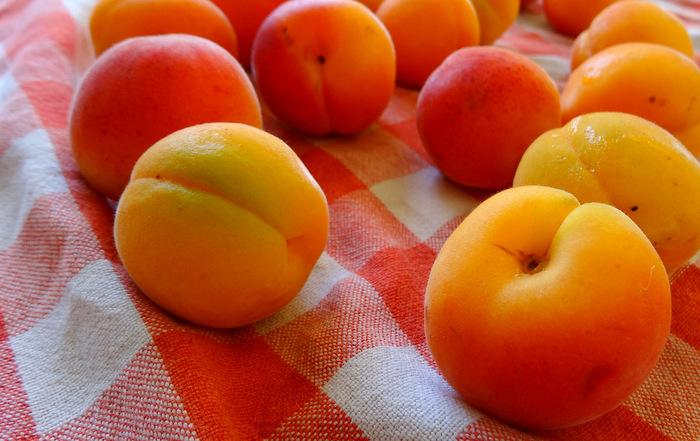 1-Gratin d'abricots et framboises 004