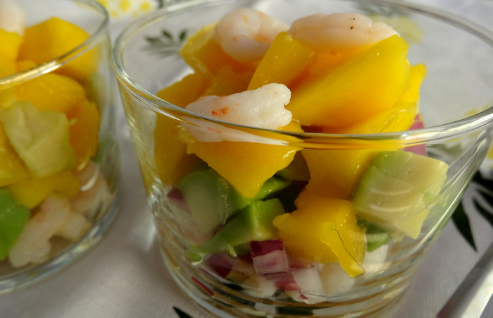 1-Verrines de crevettes & mangue 043-001