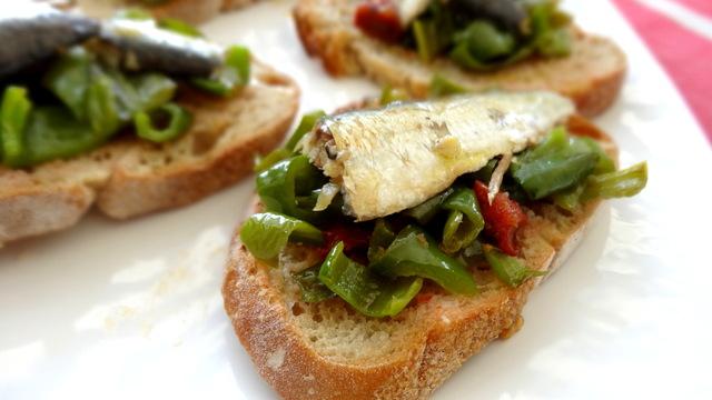 Tartines sardines 014